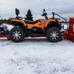 ATV чистачи снега CFMOTO 1